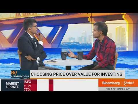 Aswath Damodaran On Current Market Value, Netflix, Indian Banks & Flipkart