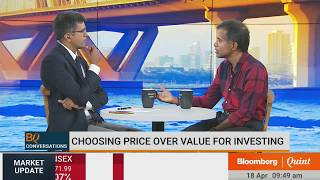 Aswath Damodaran On Current Market Value, Netflix, Indian Banks & Flipkart