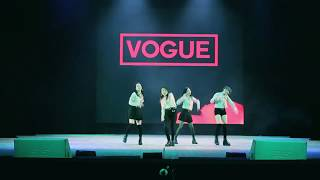 [VOGUE] BLACKPINK - PLAYING WITH FIRE (불장난) | 2017 K-POP WORLD FESTIVAL: SIBERIAN PRELIMINARY mp3