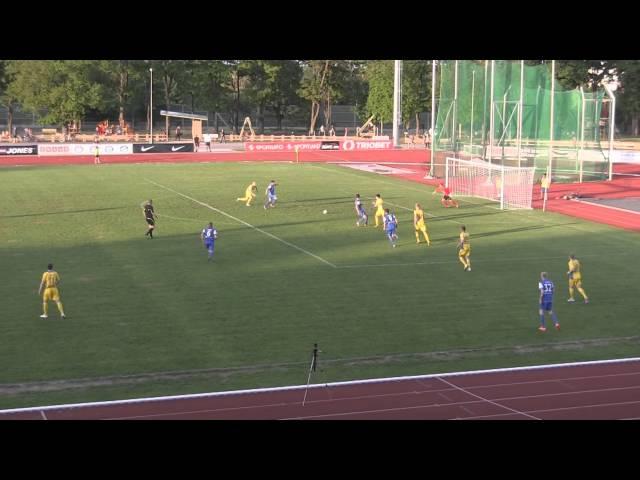 Tartu JK Tammeka - FC Kuressaare 3:1 (1:0)