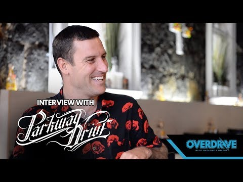 OVERDRIVE TV - Parkway Drive's Winston McCall Speak About 'Reverence'