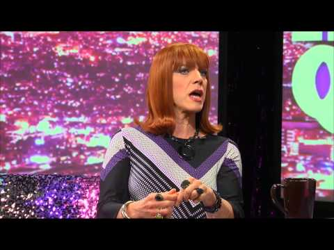 Coco Peru & Sasha Soprano on Hey Qween with Jonny McGovern