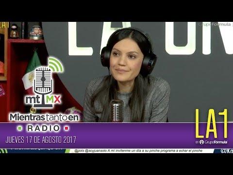 #LA1 - España estamos ustedes - Mientras tanto en Radio - @KarlaRiveraMx