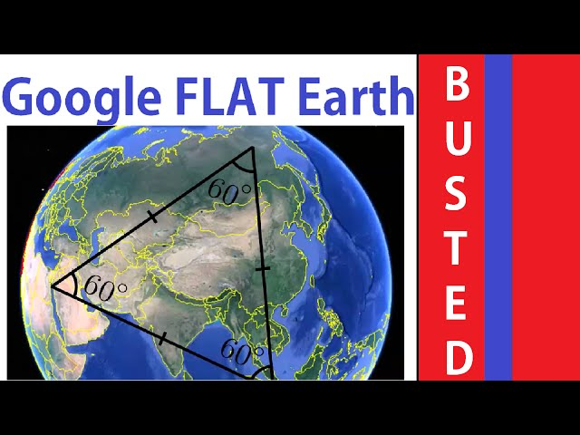 Flat Earth Map 2016.Google Earth A Flat Plane Map Aplanetruth Info