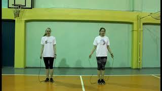 Фитнес-технологии на уроке физической культуры