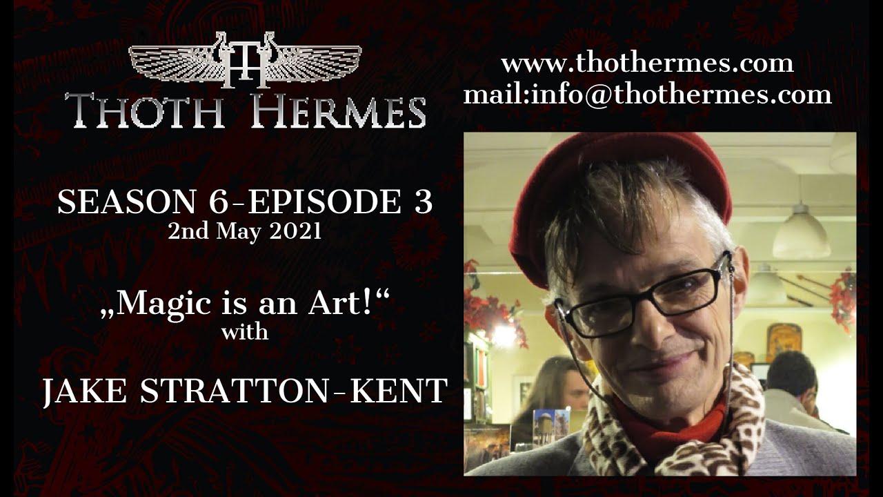 Download Season 6-Episode 3 - Magic is an Art!-Jake Stratton-Kent