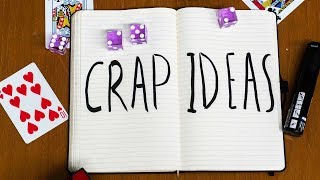 The Book of Crappy Ideas