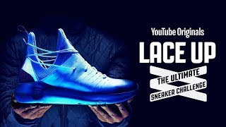 Lace Up: The Ultimate Sneaker Challenge - Episode 1