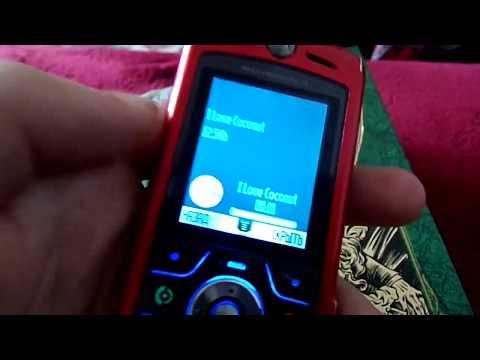 Samsung SGH-C417 ringtones on Motorola L7