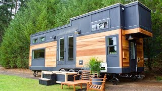 28 Tiny Home Big Outdoors By Tiny Heirloom In Portland Oregon | Living Design For A Tiny House