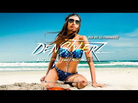 Techno & Hands Up! Megamix 2018 #9 | Party Dance Music Mix | New Popular Songs Remixes | May
