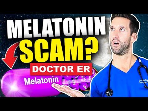 Melatonin for Sleep: DOES IT ACTUALLY WORK?!   Doctor ER