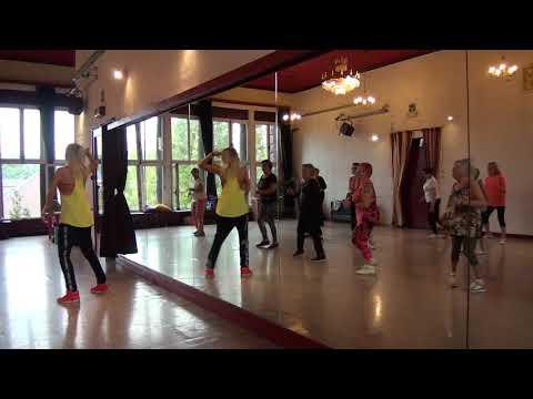 Zumba Gold – salsa – Ricky Martin – La bomba – Zumba à Liège