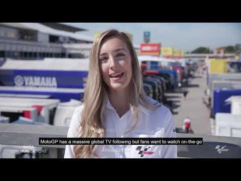 Tata Communications MotoGP™ Mobility Solutions | MotoGP Connect