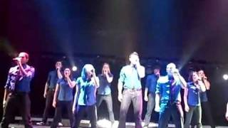 GLEE CONCERT LA - TRUE COLORS THE FINALE + Ringtone Download