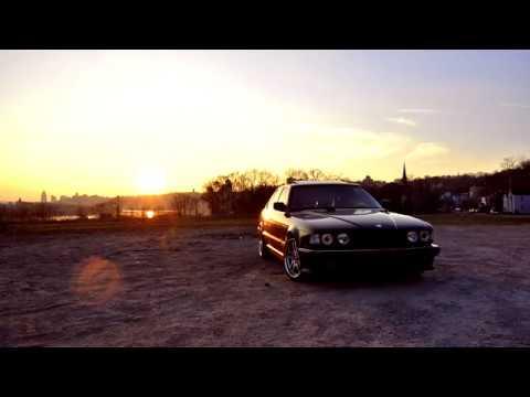 Cincinnati BMW Timelapse