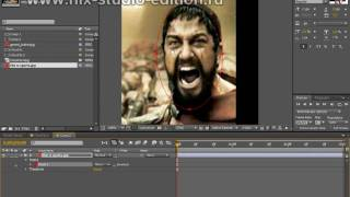 This is Sparta! Техника создания этого видео.