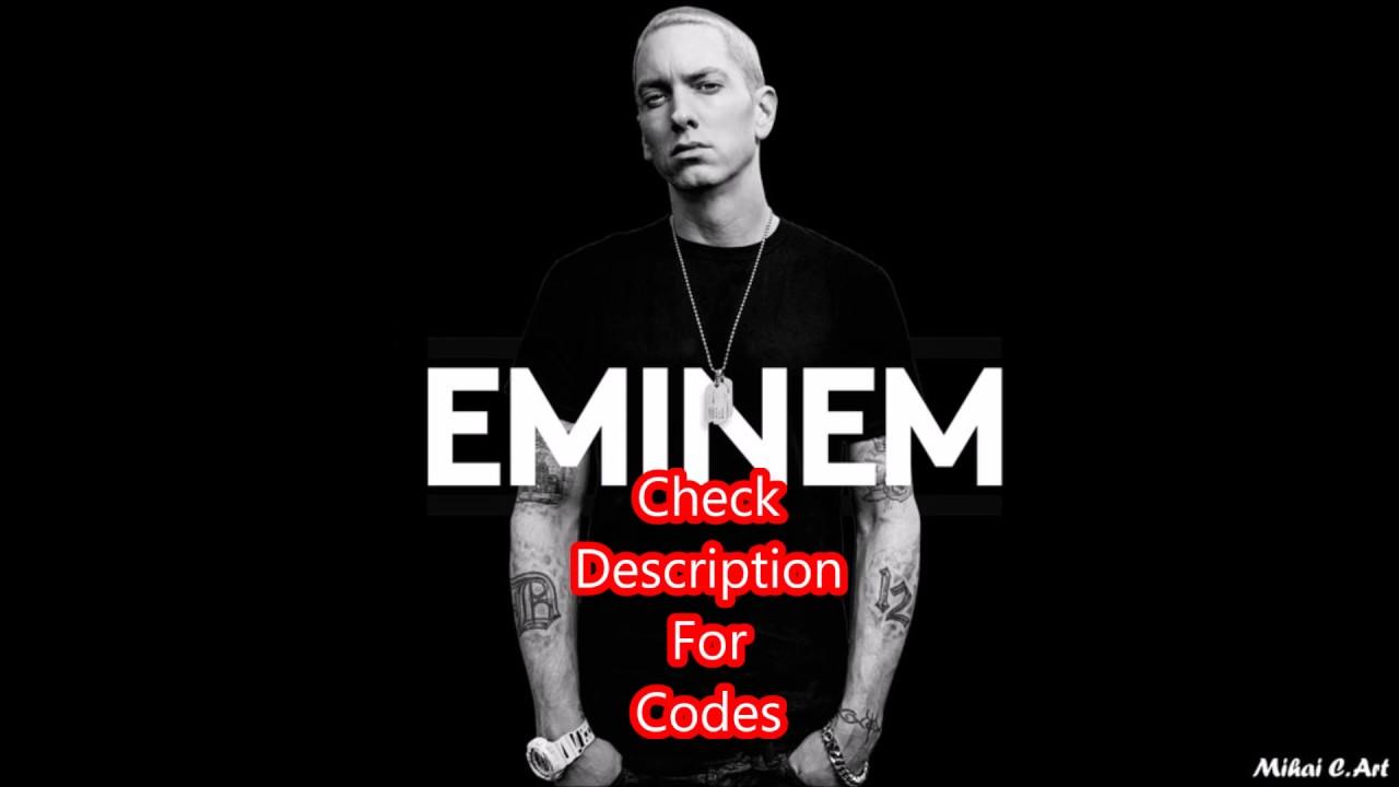 Roblox Radio Codes Eminem Edition Youtube