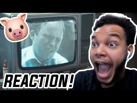 "Black Mirror Season 1 Episode 1 ""The National Anthem"" REACTION! HE HAS TO WHAT!?!"
