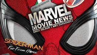 """""""Spider-Man: Far From Home"""" Trailer Reaction, X-Men on Disney+?, and more! - MMN #210!"""
