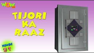 Tijori Ka Raaz - Motu Patlu in Hindi - 3D Animation Cartoon for Kids -As seen on Nickelodeon