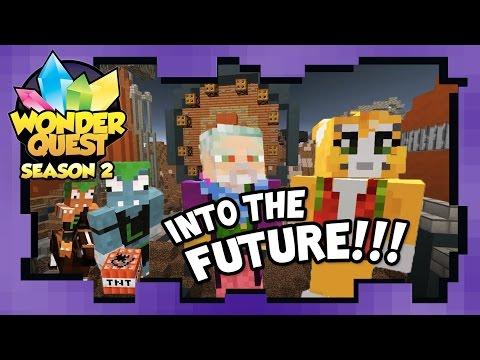 Wonder Quest - Season 2 Ep 11 - STAMPY'S MINECRAFT SHOW | Stampylonghead, Rhett and Link
