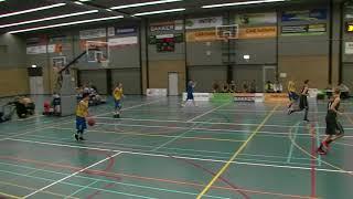 18 november 2017 Rivertrotters M22 vs Almere M22 64-74 2nd period