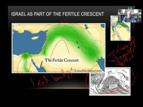 #03 2   Bible Geo Pt 2  Location & Land