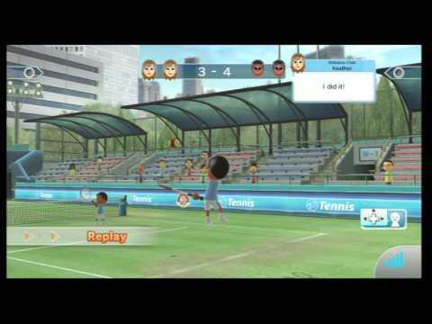 Wii Sports Club - Online Game 1