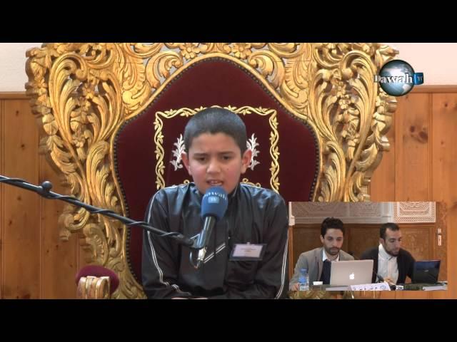 Halve finale Korancompetitie 2013 (deel 2)