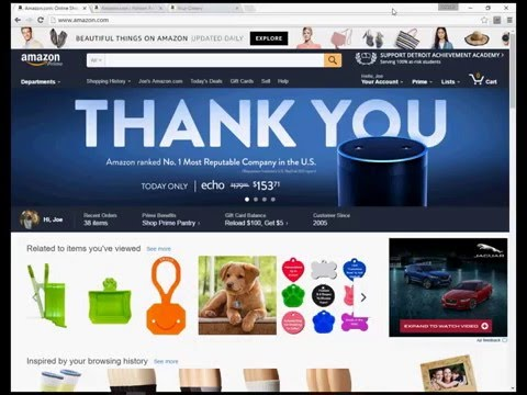 How I get TONS of free stuff from Amazon reviews - Amazon Joe, Journey to Amazon Vine Ep. 1