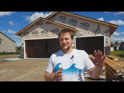 видео: Свой дом. Подготовка к сайдингу и отоплению-охлаждению