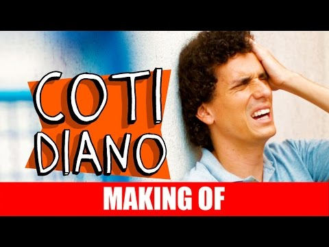 Making Of – Cotidiano