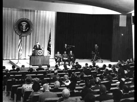 JFK PRESS CONFERENCE #49 (FEBRUARY 14, 1963)