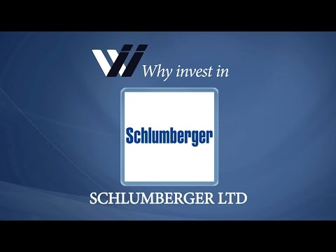 Schlumberger Ltd - Why Invest in