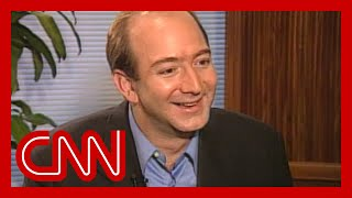 In 1999 Jeff Bezos told CNN this about Amazon's success