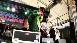 Eskimo Callboy - Monsieur Moustache vs. Clitcat (live)