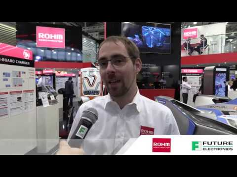 Future Electronics at Electronica 2018:  Meeting with ROHM Semiconductor