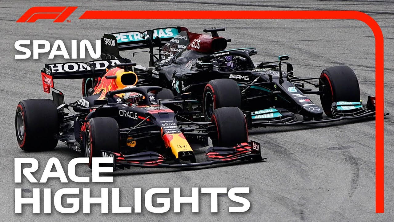 Race Highlights | 2021 Spanish Grand Prix