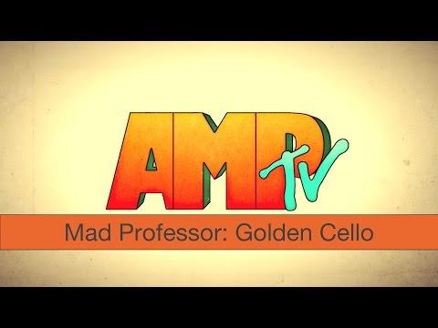 Mad Professor - Golden Cello   AMPtv   S01E06   *subtitled*
