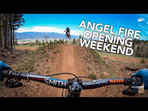 Angel Fire Bike Park Opening Weekend 2019