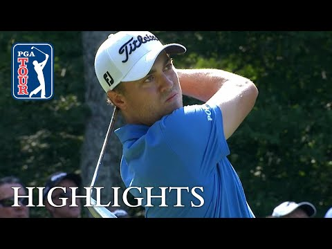 Justin Thomas extended highlights | Round 4 | Dell Technologies