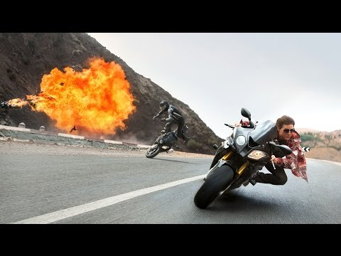 "Mission : Impossible Rogue Nation Trailer Song ""Fugees - Ready Or Not"" Mix"