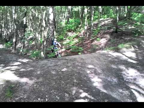 Ceasers camp upper hale mtb