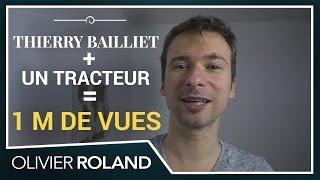Comment Thierry Bailliet a obtenu 1 MILLION de vues avec son blog d'agriculture