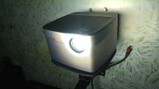 XGIMI H1 при обновлении прошивки выключили свет
