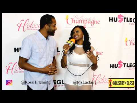Ross Fleming talks about Movie BOY BYE with Wendy Raquel Robinson