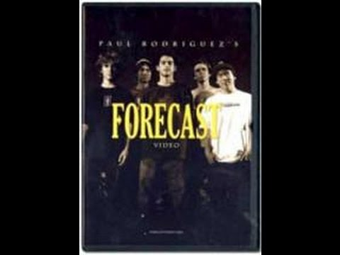 Paul Rodriguez Skateboard video  Forecast 2005