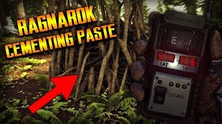 Ark Ragnarok Cementing Paste Locations — Available Space Miami