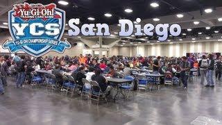 Yugioh YCS San Diego Images